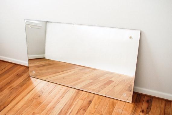 grand miroir sans cadre maison design