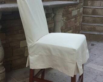 Custom Barstool/Counter Stool Slipcover