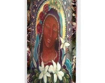 Black Madonna 7 Day Novena Candle