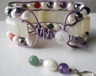 Pearl & Gemstone Splendor
