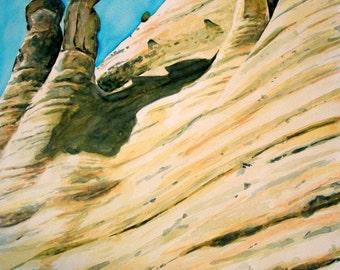 New Mexiglo - Tent Rocks