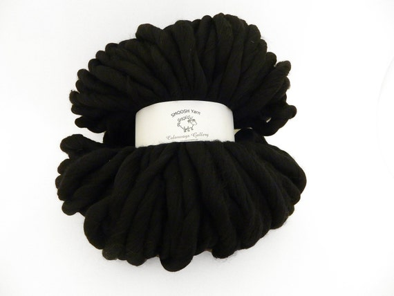 Chunky Yarn, Super- THICK Yarn, Chunky Blankets, Extreme Hand Spun yarn