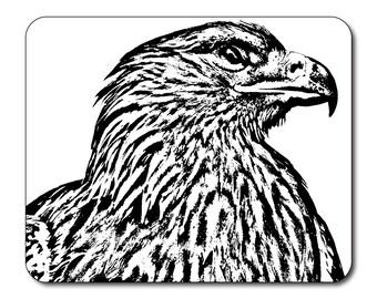 Eagle, Mouse Mat Mouse Pad