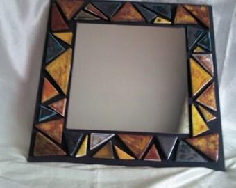 Mirror Ceramic Mosaic