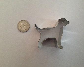 "2.25"" Mini Labrador Cookie cutter"