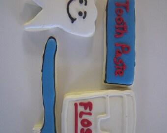 12 Tasty Dental Cookies