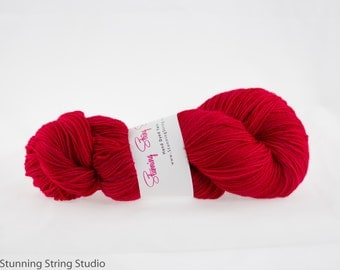 Fruit Punch - Luxury Fingering Weight - Merino, Cashmere & Nylon - 100 g - 425 yds