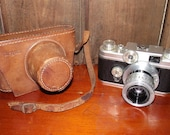 Argus C Forty Four Film Camera circa 1950s
