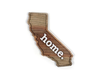 California home. Rough Cut Mill Wood Wall Hanging