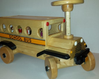 Ride On School Bus