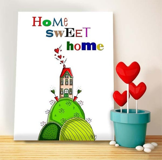 Home sweet home housewarming gift new home gift couple gift Best housewarming gifts for couples