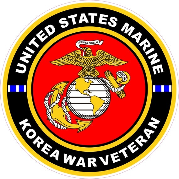 United States Marine Corp Korea War Veteran By