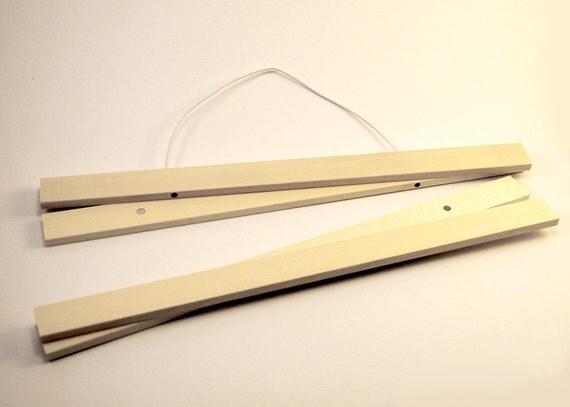 klemmschiene magnetisch bilderleiste a3 ahorn aufh ngung f r. Black Bedroom Furniture Sets. Home Design Ideas