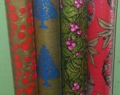 Mid Century Modern Christmas Wrapping Paper