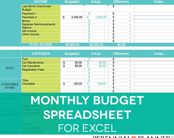 Loan and Borrowing Calculators for Excel  Spreadsheet123