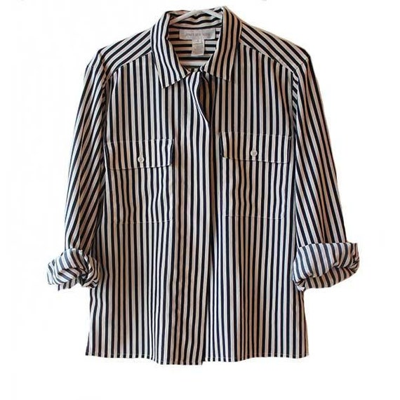 Explore the timelessness attained by a black and white striped shirt, with button downs for boys alongside vests and traditional tees. Stripes can go wide or be quite narrow. Girls can stick to .