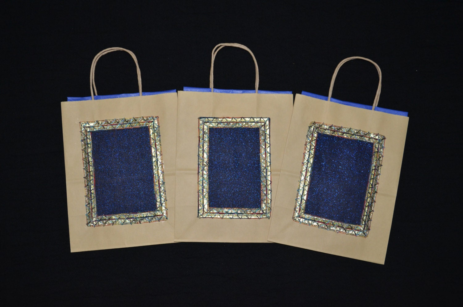 Wedding Gift Bags India : Gift Bags Indian Wedding Gift Bags Kraft Gift Bags Handmade