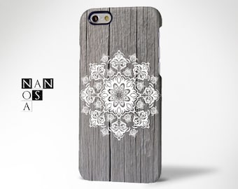 Wooden Folk Floral iPhone 6/6s Case,iPhone 6/6s Plus Case,iPhone 5/5s Case,iPhone 5C Case,4s,Samsung Galaxy S6 Edge/S6/S5/S4/S3/Note 5/4/3/2