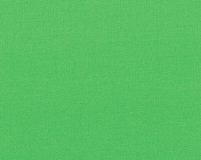 One Yard Bella Solids - Kiwi Green - Cotton Quilt Fabric - from Moda Fabrics - 9900-189 (W2291)