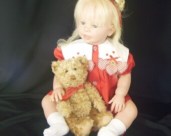 Katie Marie Custom Reborn Doll by Ann Timmerman Little Darlins Nursery Rita Meese Artist