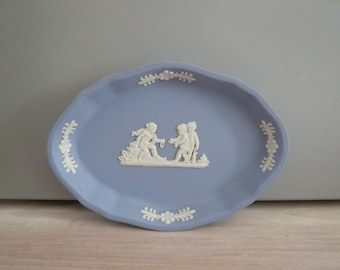 Royal Worcester Palissy Butter Trinket Pin Nibbles Dish