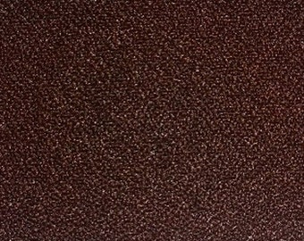 """Brown Crepe Fabric - 60"""", By The Yard"""