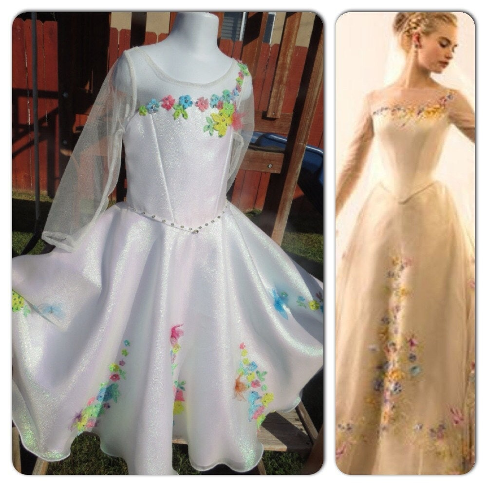 Cinderella wedding dress inspired ballgown design cinderella for Cinderella inspired wedding dress