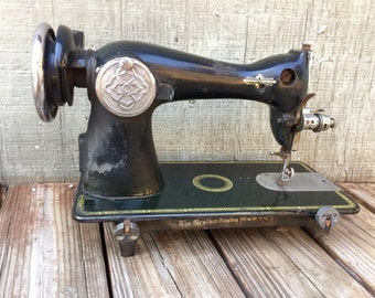 Brothers Admiral Sewing Machine & Attachments