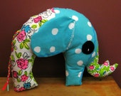 Stuffed cuddly elephants for children of all ages, with African infusion.