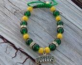 Baylor Bears  Bracelet