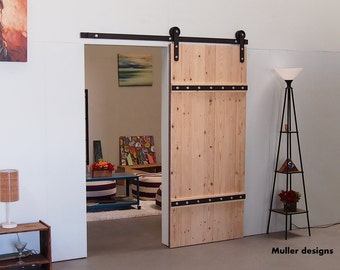 Handmade Sliding Barn Door Hardware