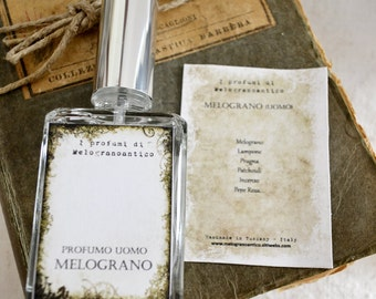 Fragrances for HIM the essence of Tuscany in the masculine ...