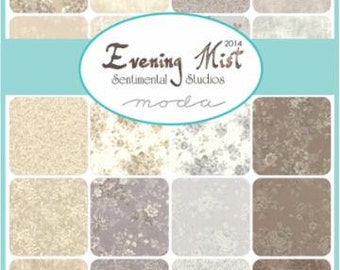 Evening Mist - 29 x FQ Bundle