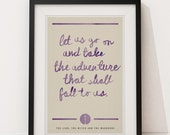 The Chronicles of Narnia - The Lion, the Witch and the Wardrobe (C.S. Lewis) - Fantasy Literature - 12x18 Posters