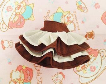 Blythe layered skirt