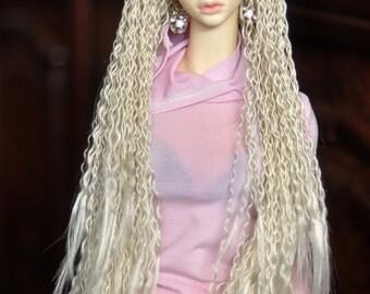 wigs  bjd mecha angel