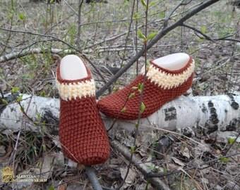 ADULTS SLIPPERS SOCKS / Winter fashion