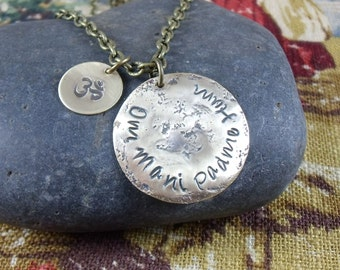 Popular Items For Om Mani Padme Hum On Etsy