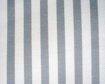 Material of canvas - stripes - fabric - 0.5 x 1.40 m