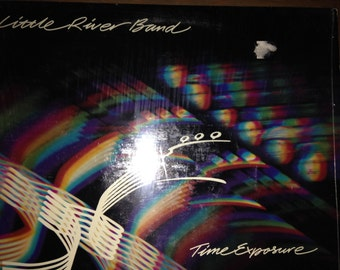 Little River Band - Time Exposure - vinyl record