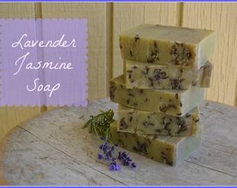 Lavender Jasmine Soap