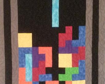 Tetris Quilt Pattern