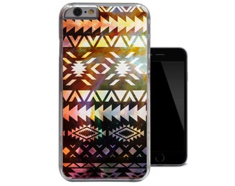 Navajo iPhone 6 Case Galaxy Tribal iPhone 5 5s Case Nebula iPhone 5c Case Aztec Space iPhone 4 4s Case (A169)