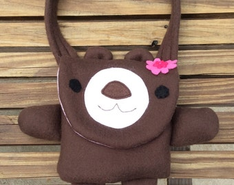 Bear in the Woods Purse!
