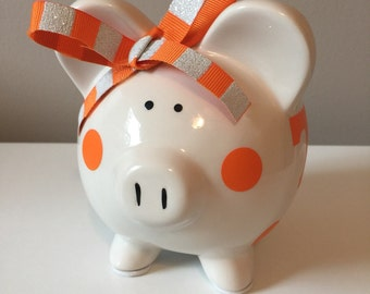 University of Tennessee Piggy Bank