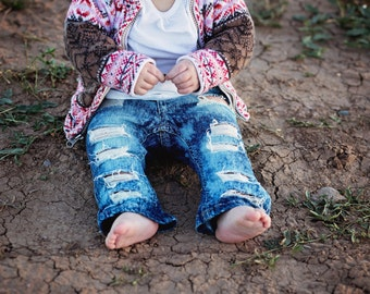 Luminosity Jeans - Baby Jeans Kids Jeans Toddler Jeans Cool Baby Clothes Hipster Baby Clothes