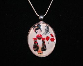 Geisha Collection - Miko Necklace