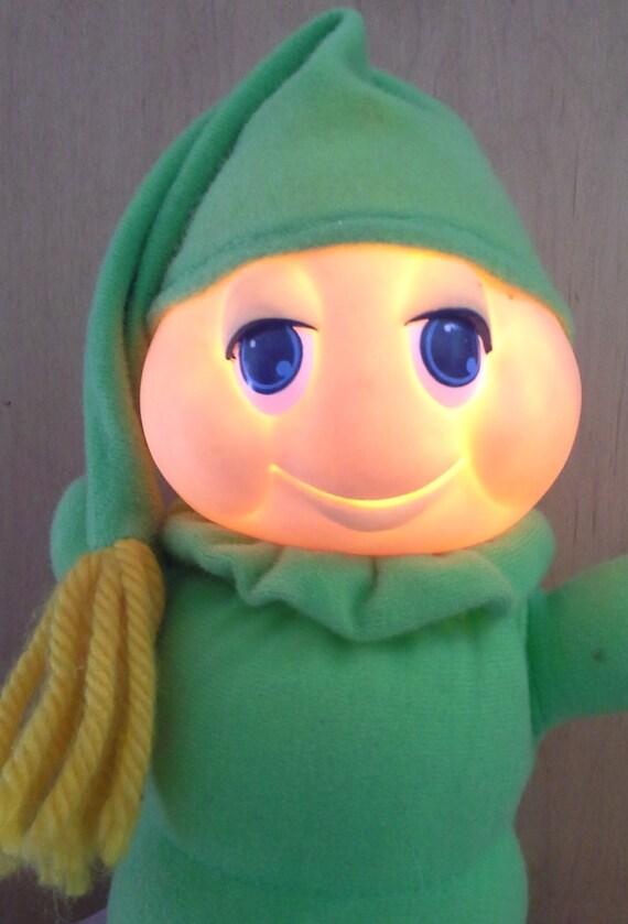 1982 Original Working Gloworm By Hasbro, Glo Worm, Glow Worm, Light Up Toys, Worm, Vintage Glo Worm, Original Glo Worm, 1980s Toys
