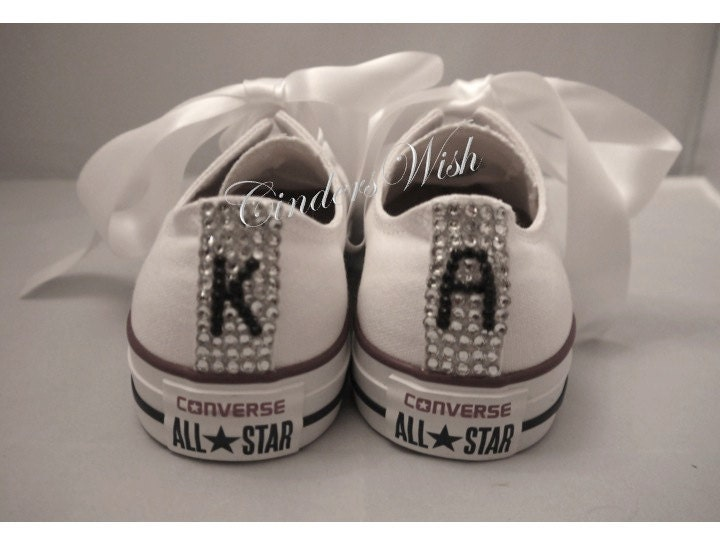 Converse Twinkle Toes Toe Converse / Sparkle