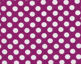 Ta Dot Magenta, from Michael Miller Fabrics